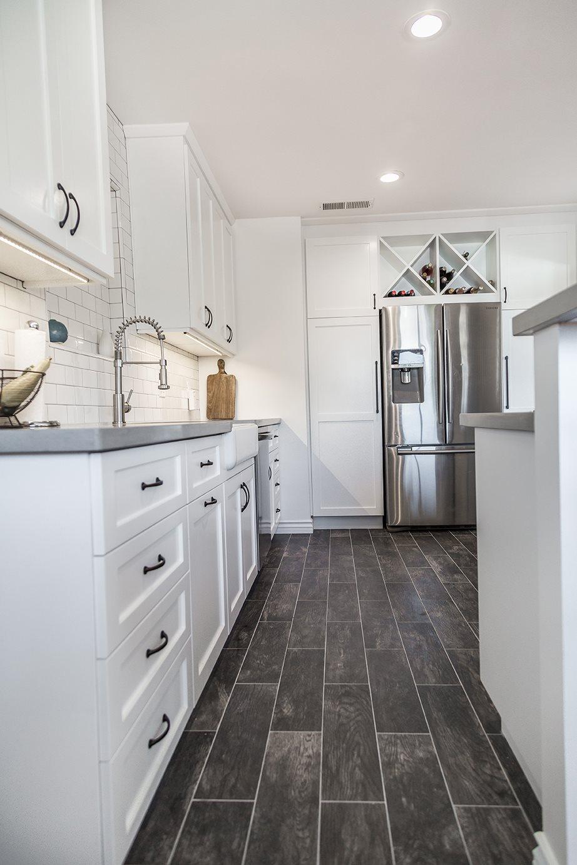 A Beautiful Costa Mesa Kitchen Makeover - Cabinet Boy
