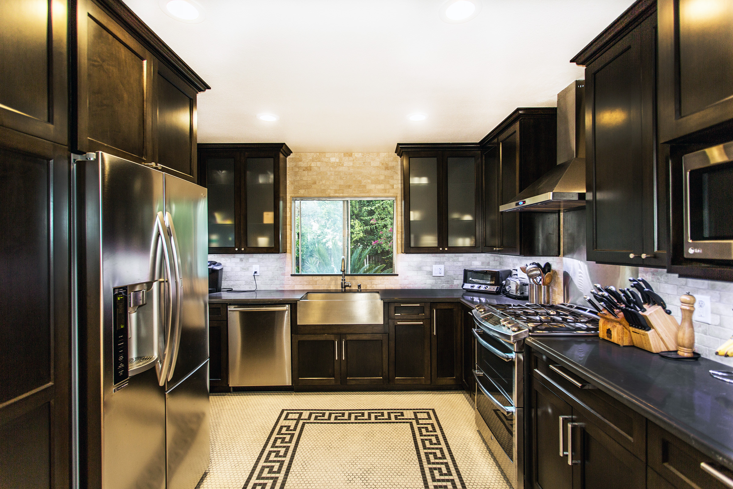 Ferro Kitchen Remodel