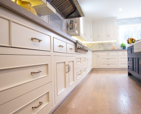 18th St. Manhattan Beach Kitchen Refinishing