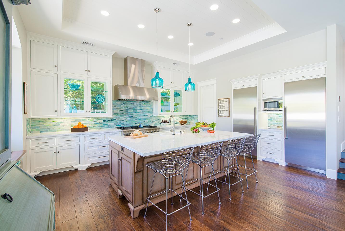 Best Kitchen Design Styles - Coastal