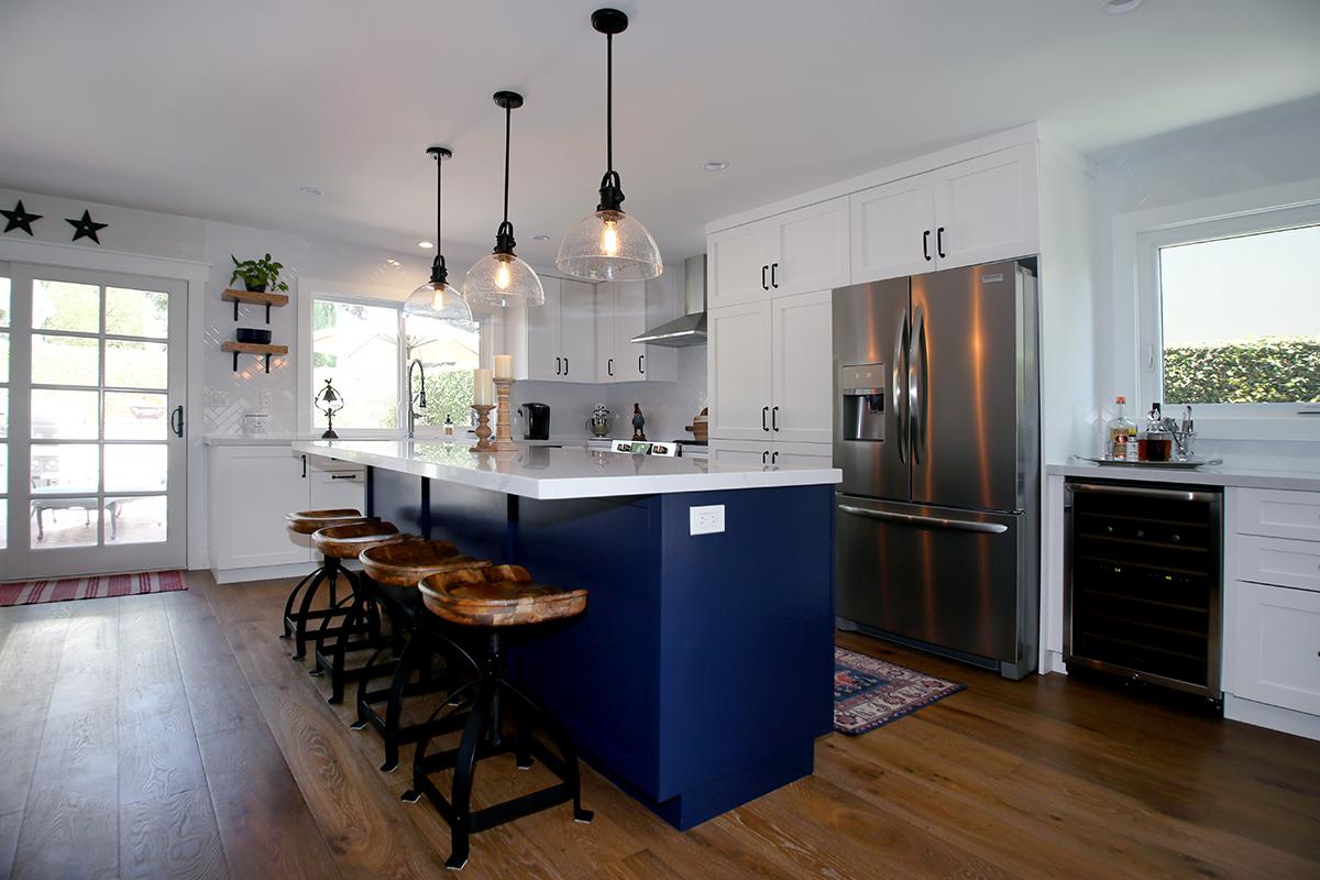 Kitchen Design Styles - Modern Kitchen