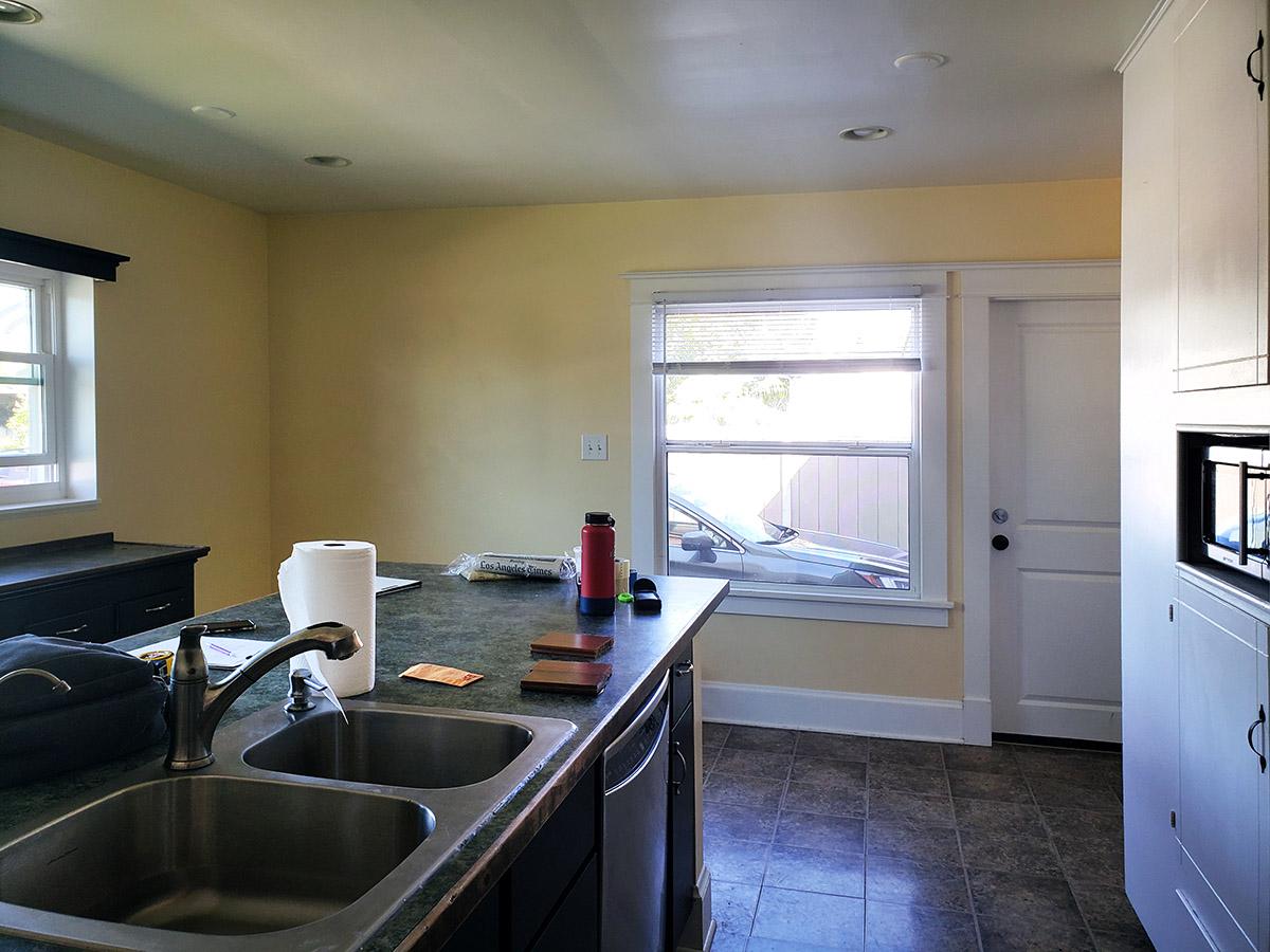 Pre Demo Flagstone Kitchen Remodel-2019 I