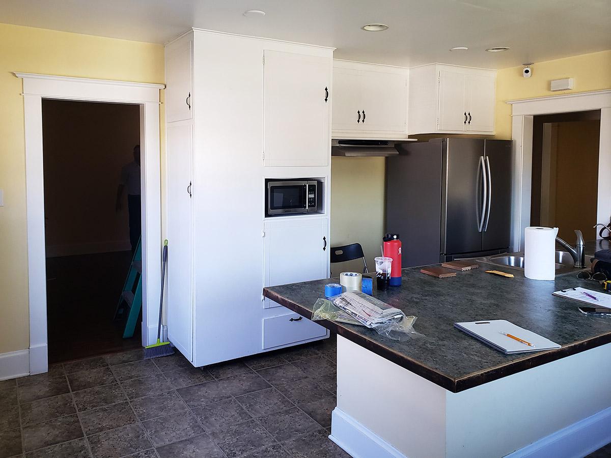 Pre Demo Flagstone Kitchen Remodel-2019 II