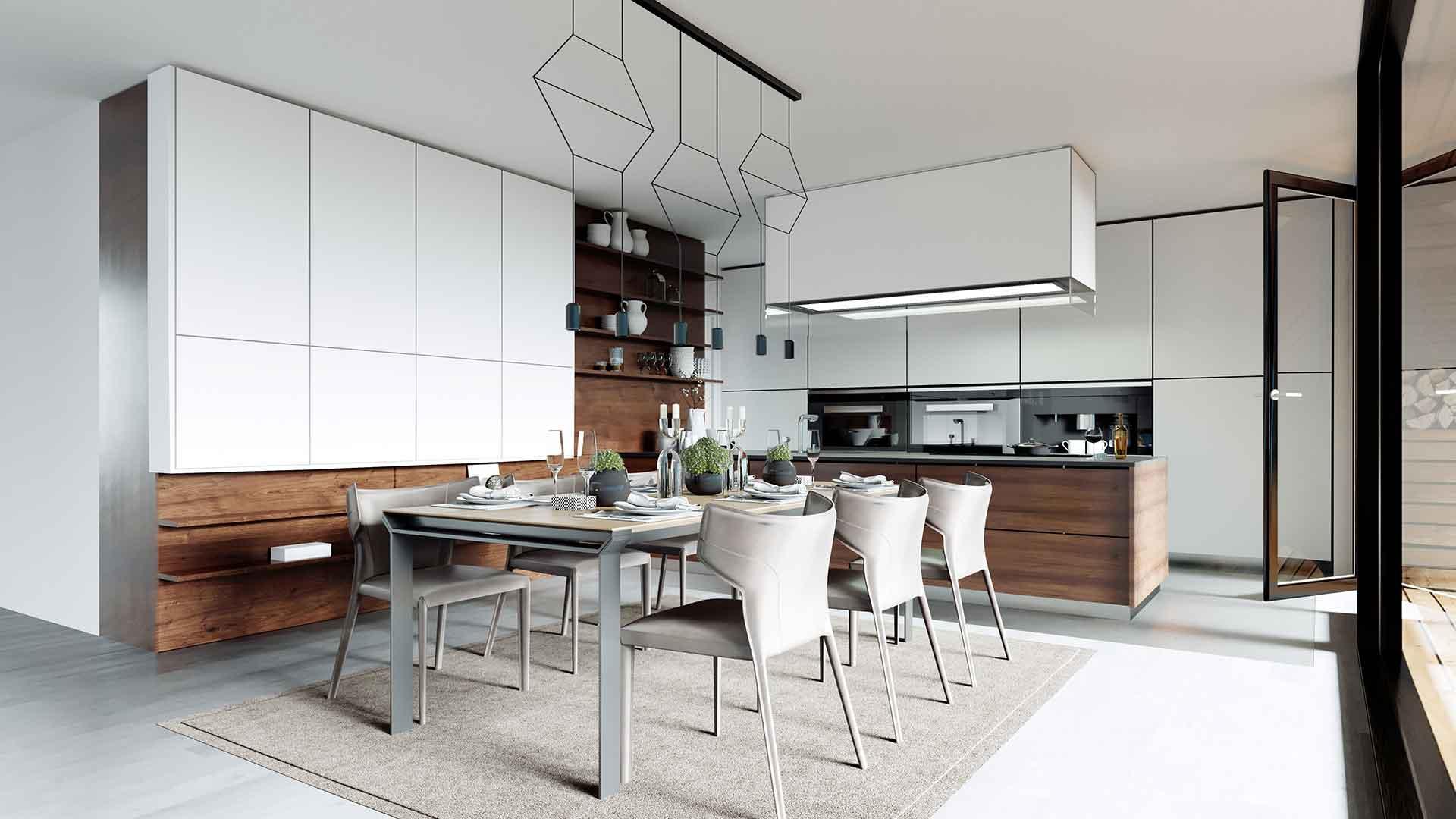 Best Kitchen Design Styles - Contemporary