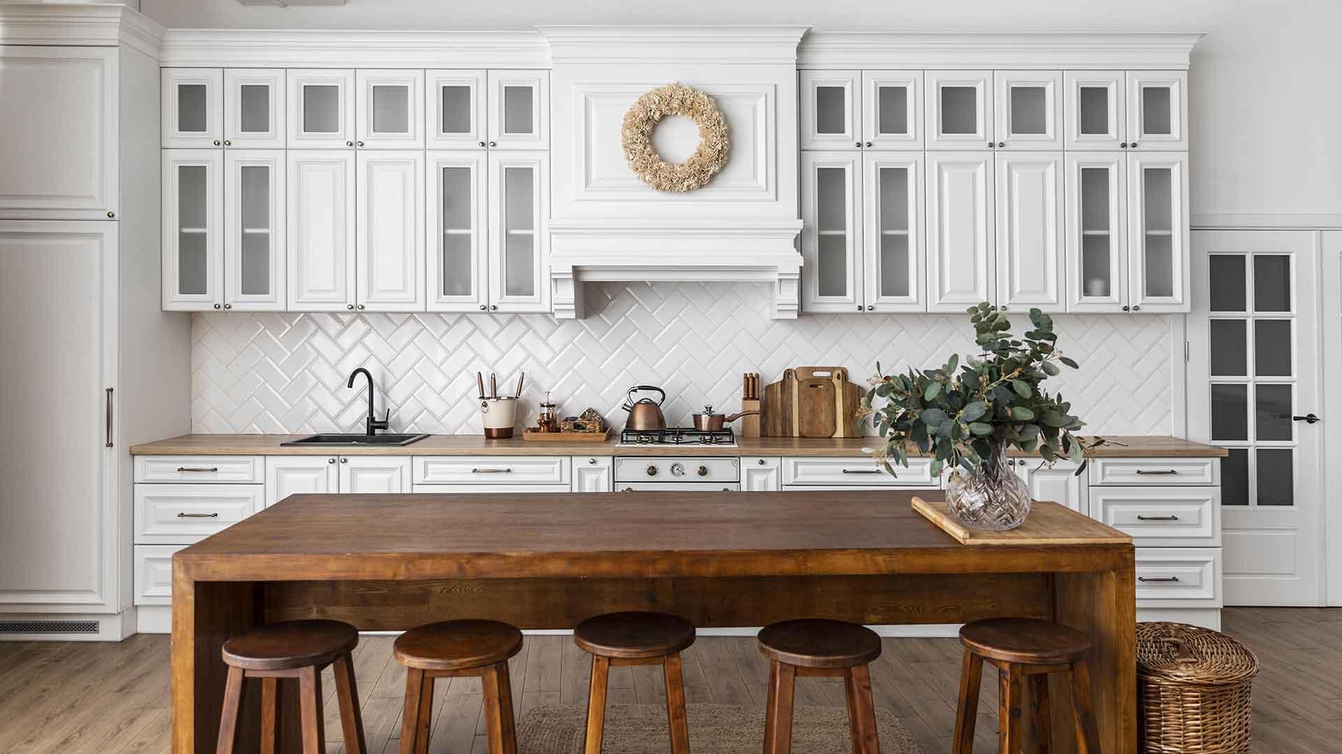 Best Kitchen Design Styles - Modern Farmhouse